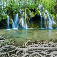 Cascade des Tufs, FR