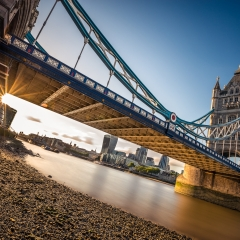 Tower bridge, UK